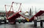 Most składany